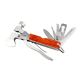 19 in 1 Stainless Steel Survival Hammer Multifunction Safety Hammer Outdoor Tool