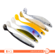 6x Soft Plastic Minnow 11.5 cm  Soft Lure Paddle Tail Shad Grub T Tail